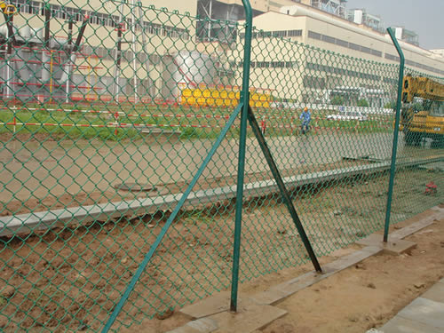Chain Link Fence Hebei Jinshi Industrial Metal Co Ltd