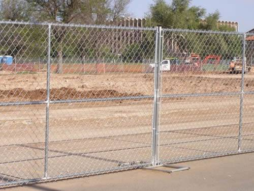Temporary Fence | Hebei Jinshi Industrial Metal Co, Ltd